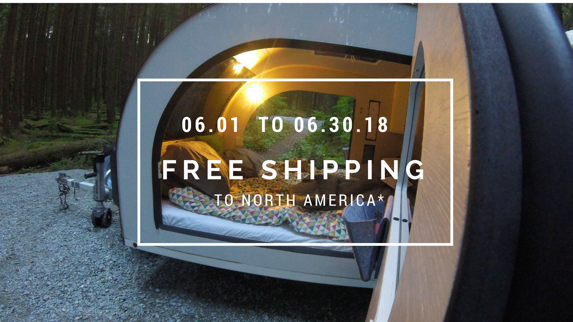 Droplet Trailer Free Shipping June 2018